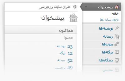 سایت های مرجع وردپرس فارسی